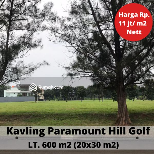 Kavling Paramount Hill Golf Gading Serpong #108497590
