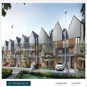 Dijual - Rumah minimalis 2 Lantai di Cluster Bhumi Anvaya, Adhi City Sentul, terkoneksi stasiun LRT dan TOL