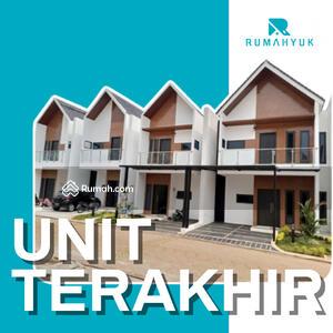 Dijual - UNIT TERAKHIR, Cluster baru di Jatiwaringin dekat TOL