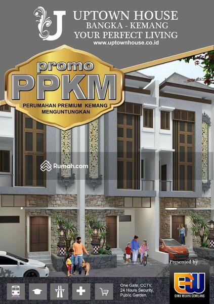Uptown house bangka kemang #108539552