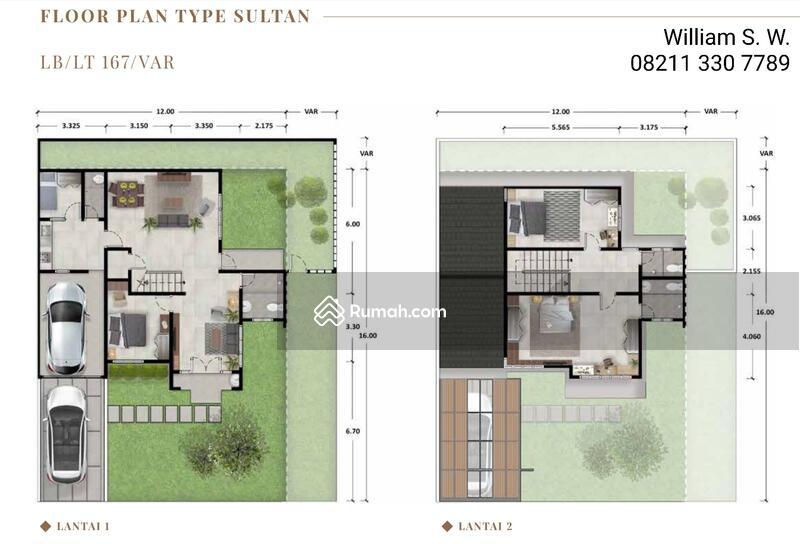 Rumah Dijual Cikarang Bekasi Bagus Untuk Dihuni/ Investasi #108554456