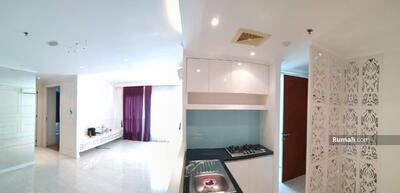 Dijual - Apartemen Waterplace Tower D 3br Private Lift dkt Pakuwon Mall Orchard