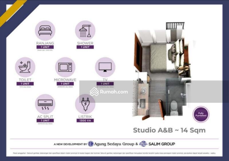 Apartemen Osaka Pik 2 #108636996