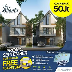 Dijual - The Atlantis Colomadu