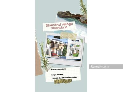 Dijual - Diamond Property