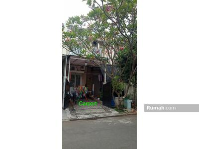 Dijual - Rumah 2 lantai siap huni luas 6x18 type 3KT Royal Residence Pulogebang Cakung