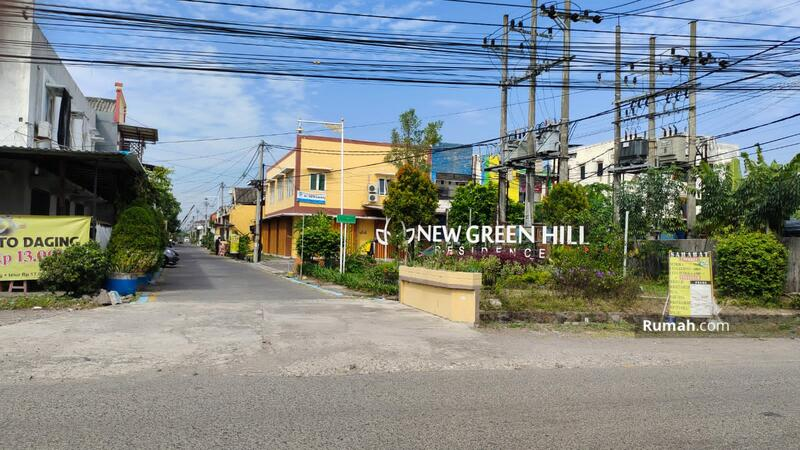 Rumah Murah Siap Huni di Perum New Greendhill Residance Surabaya #108666754