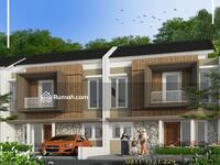 Dijual - Dijual Rumah Baru Depok 2 Lantai Exclusive Tanah Luas Lokasi Strategis Dekat ke GDC dan Stasiun KRL