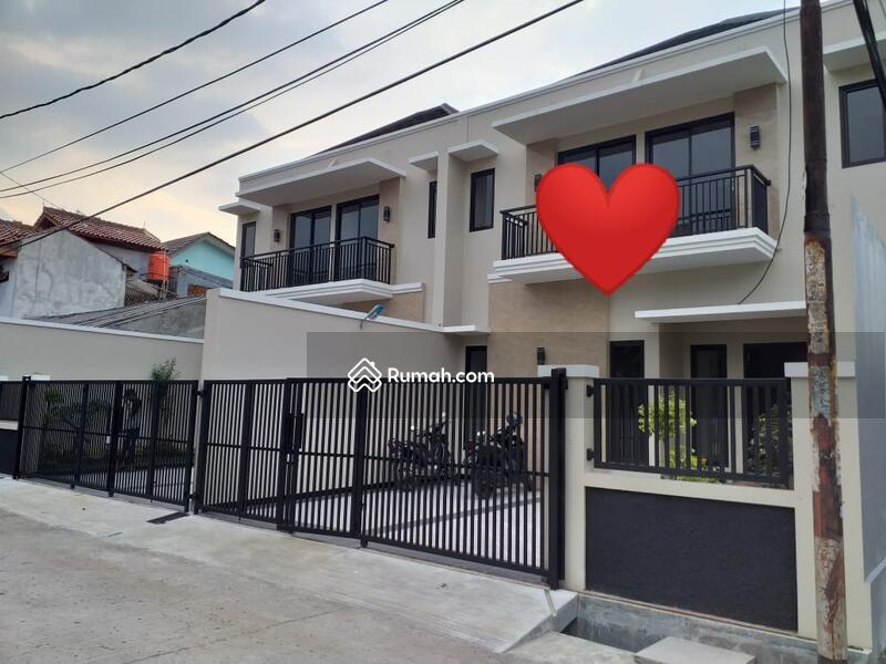 Rumah baru strategis dkt Arion real di Rawamangun Jakarta Timur - Etty 08993334194