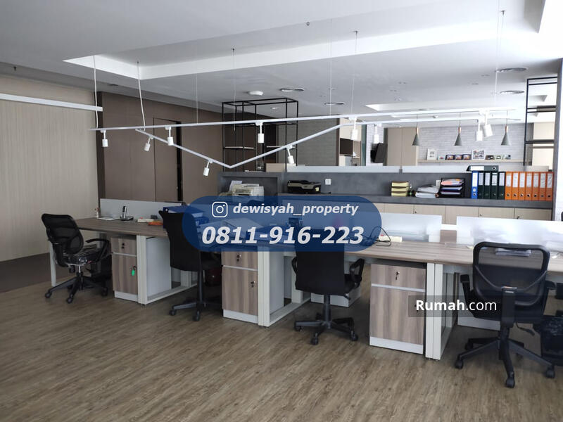 Dijual Office space the suite tower, Pantai Indah Kapuk #108745278