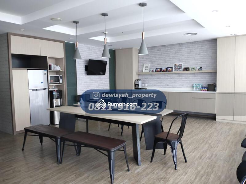 Dijual Office space the suite tower, Pantai Indah Kapuk #108745282