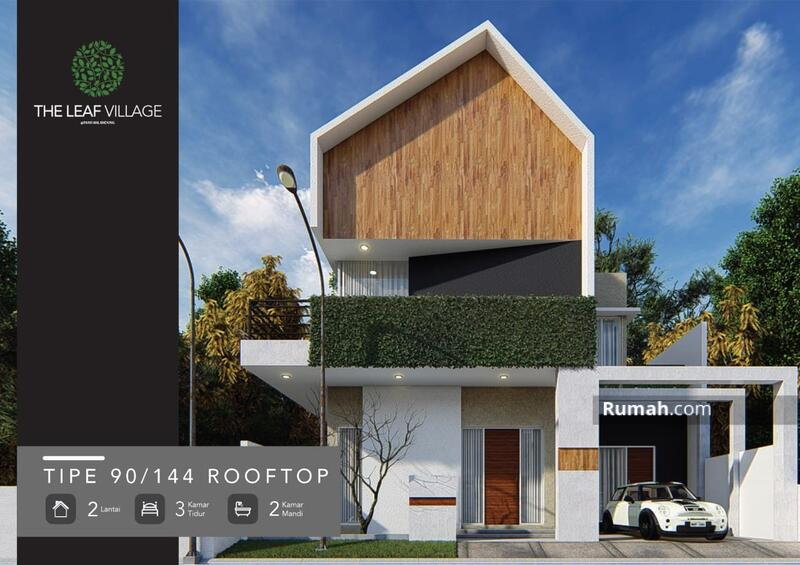 Rumah minimalis modern di kota malang #108768390