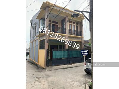 Dijual - Dijual Cepat Rumah Minimalis 2 Lantai Hook dan Strategis BU