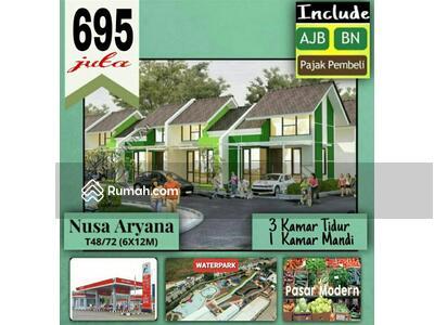 Dijual - aryana karawaci Tangerang, curug