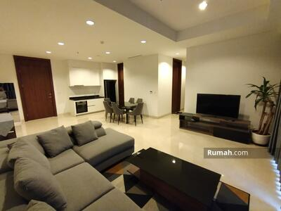 Disewa - Disewakan Apartemen The Elements 2 BR Luas 120 m2 Full Furnish