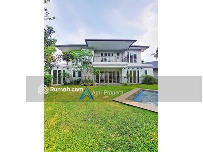 Dijual - Kemang Luxury Tropical Modern House, S. Pool And Spacious Backyard