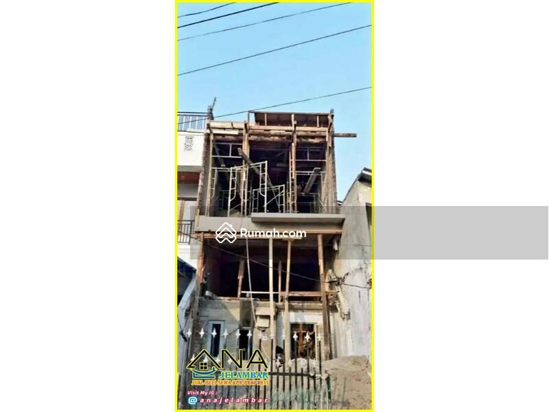 ANA*Rumah dijual baru 3 lantai uk 4.5x20m di daerah jelambar #108823596