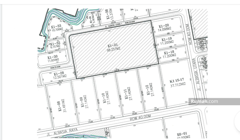 Jual Kavling Industri kawasan Delta Silicon 8 #108860846
