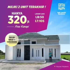 Dijual - Rumah Minimalis Siap Huni di Mojosari, Mojokerto