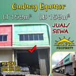 Gudang Equator, Pontianak, Kalimantan Barat