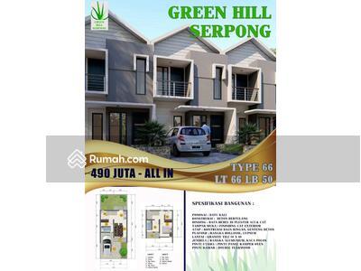 Dijual - Green Hill Serpong