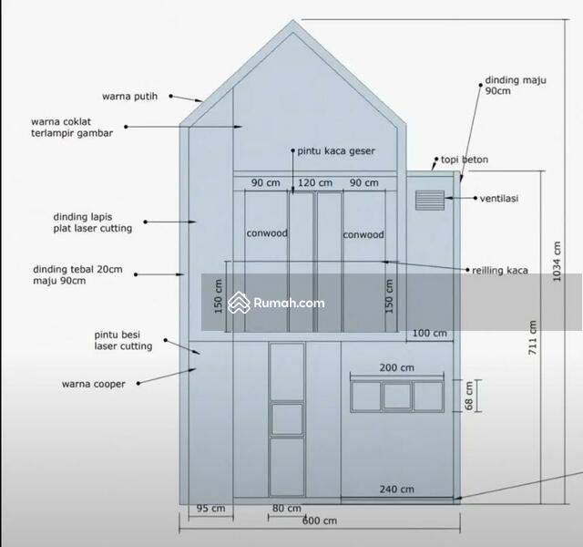 Jarang Ada Rumah Baru Dibawah 2M Di Mekar Wangi #108882586