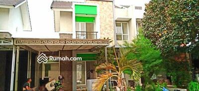 Dijual - Rumah Cluster 2 Lantai Luas 136m Dijual Harga Lama Metland Menteng