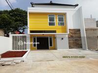 Dijual - Dijual Rumah Cantik Depok Sawangan Nuansa Bali 2 Lantai Promo Free Biaya Akses 2 Pintu Tol