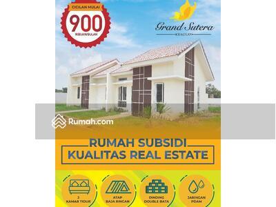 Dijual - Rumah Subsidi Kualitas Realestate : 900Rb/bulan Flat - 1Jt All in sampai akad, Mas Group Developer