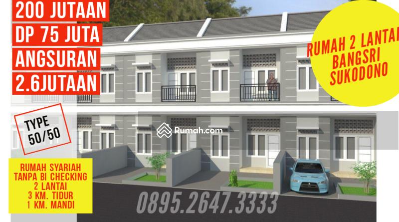 Rumah Murah Bangsri Sukodono sidoarjo dekat surabaya 2 lantai harga 200 300 jutaan #108955914