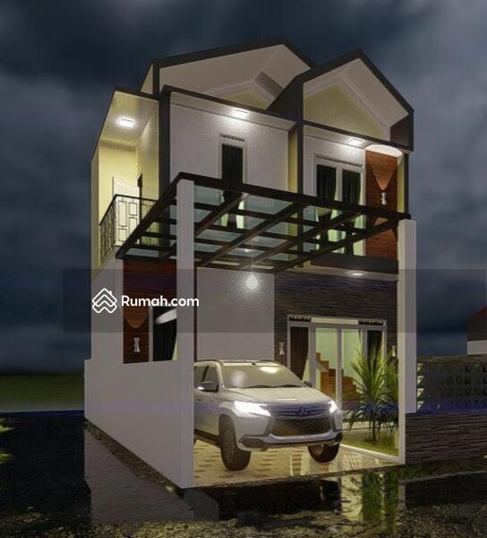 Rumah Lux 2 Lantai 3Kamar Kota Bdg dekat Borma Pasir  Impun Bonus Kanopi Kompor Tanam Pintu Digital #108956286