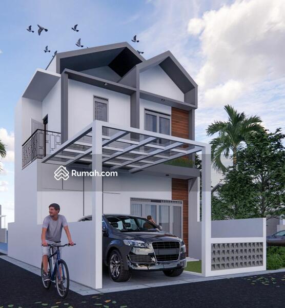 Rumah Lux 2 Lantai 3Kamar Kota Bdg dekat Borma Pasir  Impun Bonus Kanopi Kompor Tanam Pintu Digital #108956288
