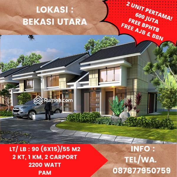 Jual rumah di Bekasi #109129452