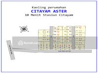 Dijual - Tanah 1 Juta-an Area Stasiun Citayam: SHM