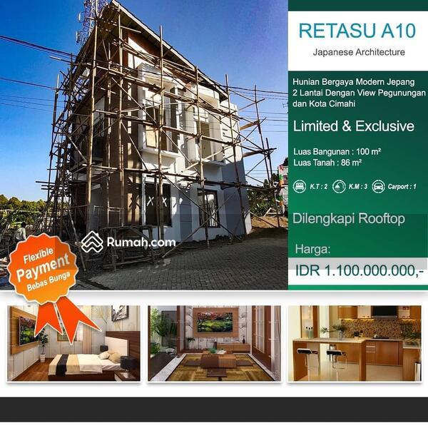 Rumah Cisarua dekat Lembang Bandung #108980342
