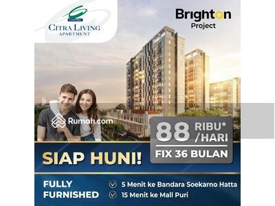 Dijual - APARTEMEN DIJUAL DI JAKARTA CITRA LIVING LOTUS VIEW CITY
