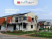 Dijual - Rumah termewah dengan harga terjangkau dekat dengan bandara dan berfasilitas lengkap