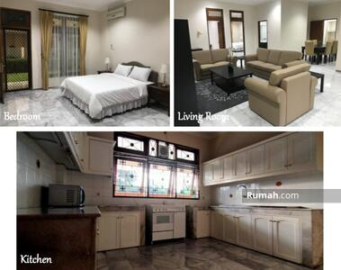 Dijual - Dijual Apartemen di Cilandak, 2 lantai, total 22 unit, Lokasi dekat Antasari dan Kemang