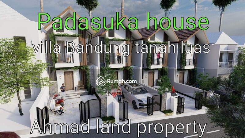 Jual Vila tropis rasa Dago Bandung (Padasuka house) #109024400