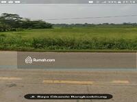 Dijual - Dijual tanah di jln. Raya Cikande Banten