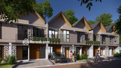 Dijual - Kapan Lagi Villa Jepang 2 Lantai City View Mulai 500 Juta an