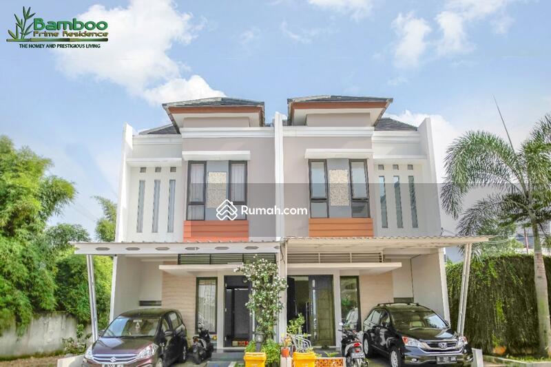 Lingkungan Sejuk & Rapih Rumah Bebas Ppn Fasilitas Premium #109057756