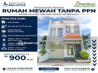 Dijual - Rumah 2 Lantai 900 Jutaan Siap Huni di Selatan Bintaro