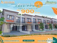 Dijual - Rumah Mewah 2 Lantai Siap Huni Kpr Case Ready Free Ppn 0%
