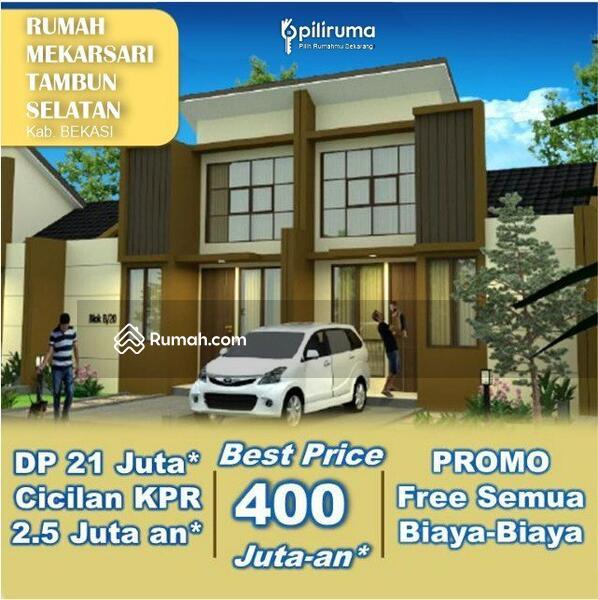 Rumah lokasi strategis di tambun bekasi cash & kpr dp 5% kpr bsi #109074112
