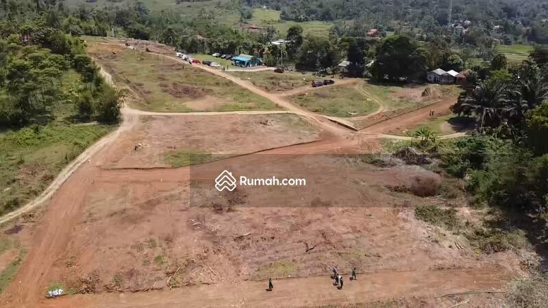 Dijual tanah kavling murah di bogor 49 juta view gunung bisa bangun hunian dan vila #109074576