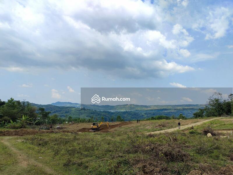 Dijual tanah kavling murah di bogor 49 juta view gunung bisa bangun hunian dan vila #109128206