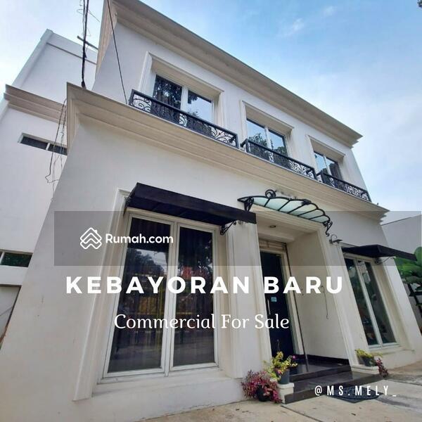 Commercial Building Kebayoran Baru 3 Lantai Strategis Jakarta Selatan #109075600