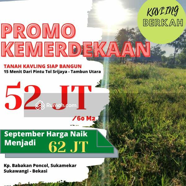 Kavling Berkah Babakan Poncol Tambun utara - Bekasi #109121034