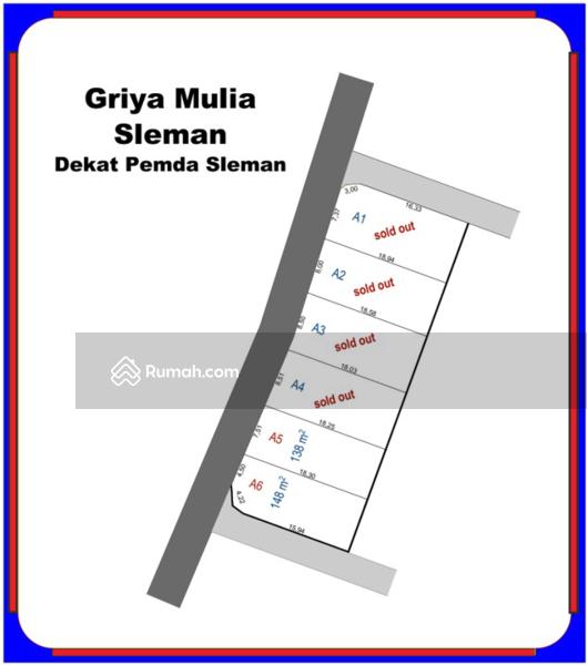 Kavling Jogja Griya Mulya Sleman #109124648